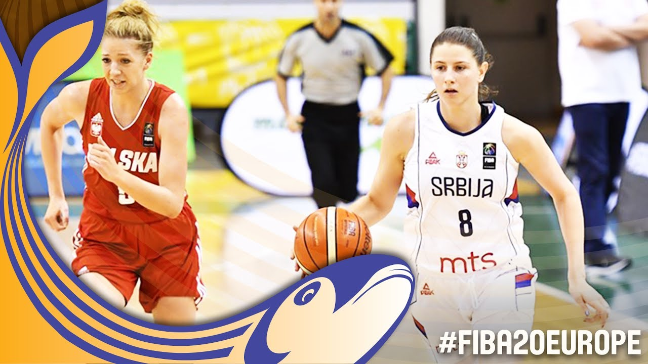 Re-watch Serbia v Poland - Classification 9-10