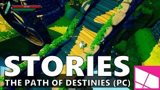 Stories: The Path of Destinies - Interview and Gameplay (PC and PS4)