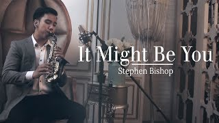 It Might Be You - Stephen Bishop (Saxophone Cover by Desmond Amos)