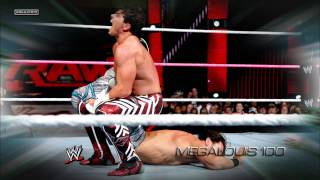 Tyson Kidd 4th and NEW WWE Theme Song -