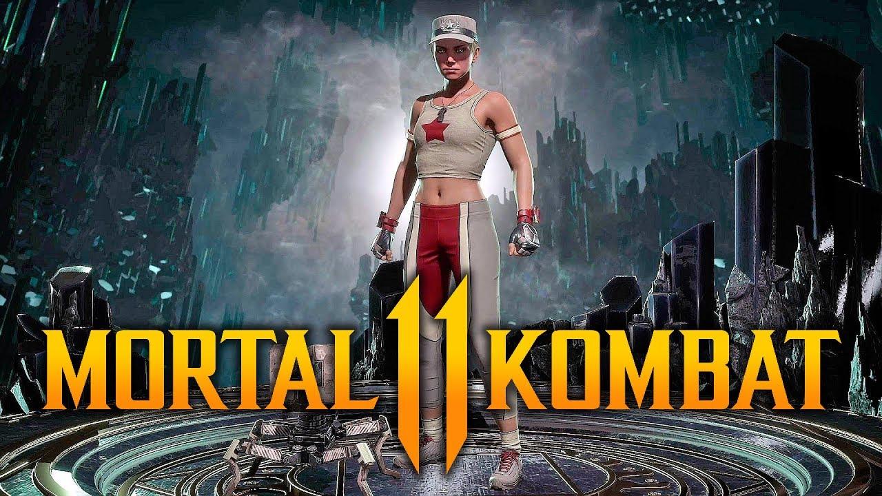 Mortal Kombat 11 Sonya Costumes