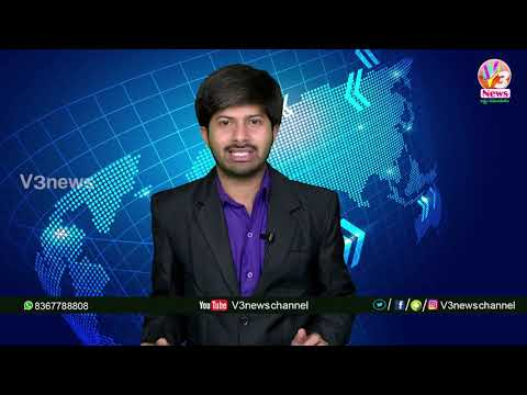 9 AM Morning News 21-09-2019 || News Bulletin ||V3 News channel
