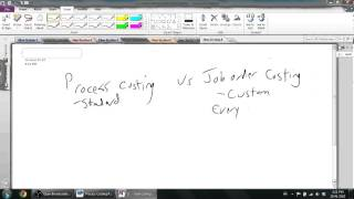 Process Costing Part 1 - Managerial Accounting