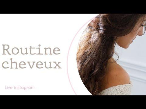 Routine cheveux naturelle ⎪Live Instagram du 29 mars