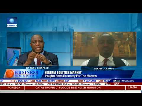 Equities Market: Insights From Economy For The Markets |Business Morning|