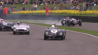 Goodwood 72nd Members' Meeting RACE EIGHT - Peter Collins Trophy