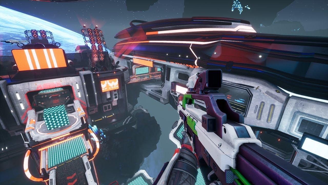SPLITGATE: Arena Warfare Developer 1047 Games Announces New