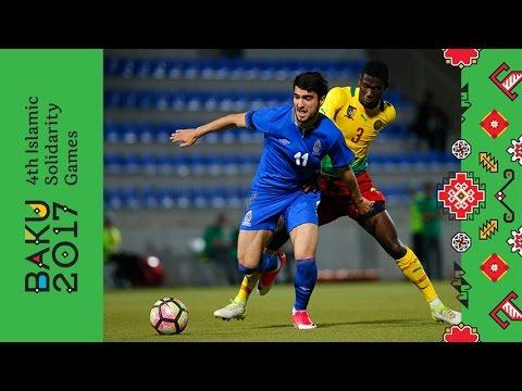 Azərbaycan-Kamerun - Futbol üzrə seçmə mərhələsi