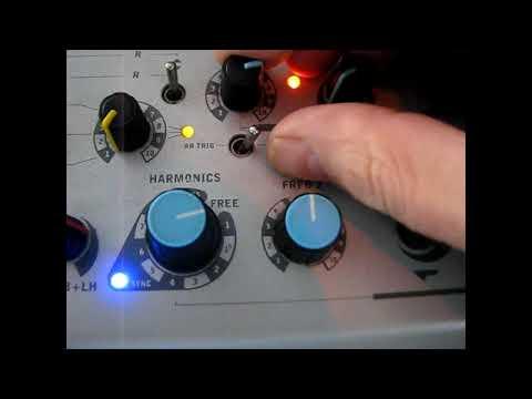 Sherman Filterbank 2 Moog Voyager