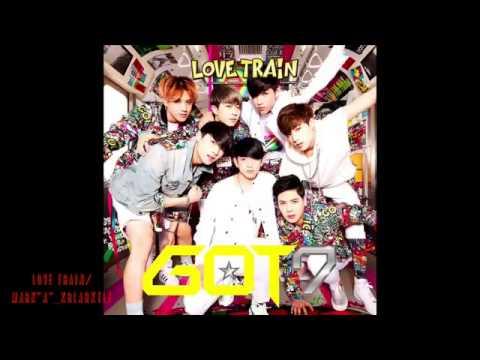 GOT7 - LOVE TRAIN GOLD Download Audio MP4 MP3 Video 360p MP4 240p 3GP 144p 3GP