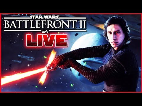 Ab ins Wochenende mit Star Wars! Nachtevent! 🔴 Star Wars: Battlefront II // PS4 Livestream thumbnail