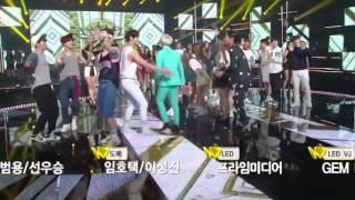 Taemin & Naeun [TaEun]    Music Bank Moments