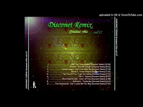 1987 Top Tunes Medley (Disconet Remix)