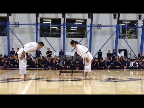 Nikkei Karate Demo 2017
