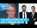 Les questions en 4 3 de jean luc lemoine les 2 génies de c8 mp3