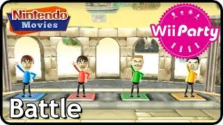 Wii Party - Mini-Game Mode - Battle (Multiplayer)