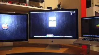 How To Use 27 Inch Imac As A Display. (target Display Mode)
