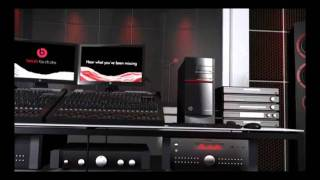 video preview for hp pavilion elite h8 1040 1050 desktop computer black