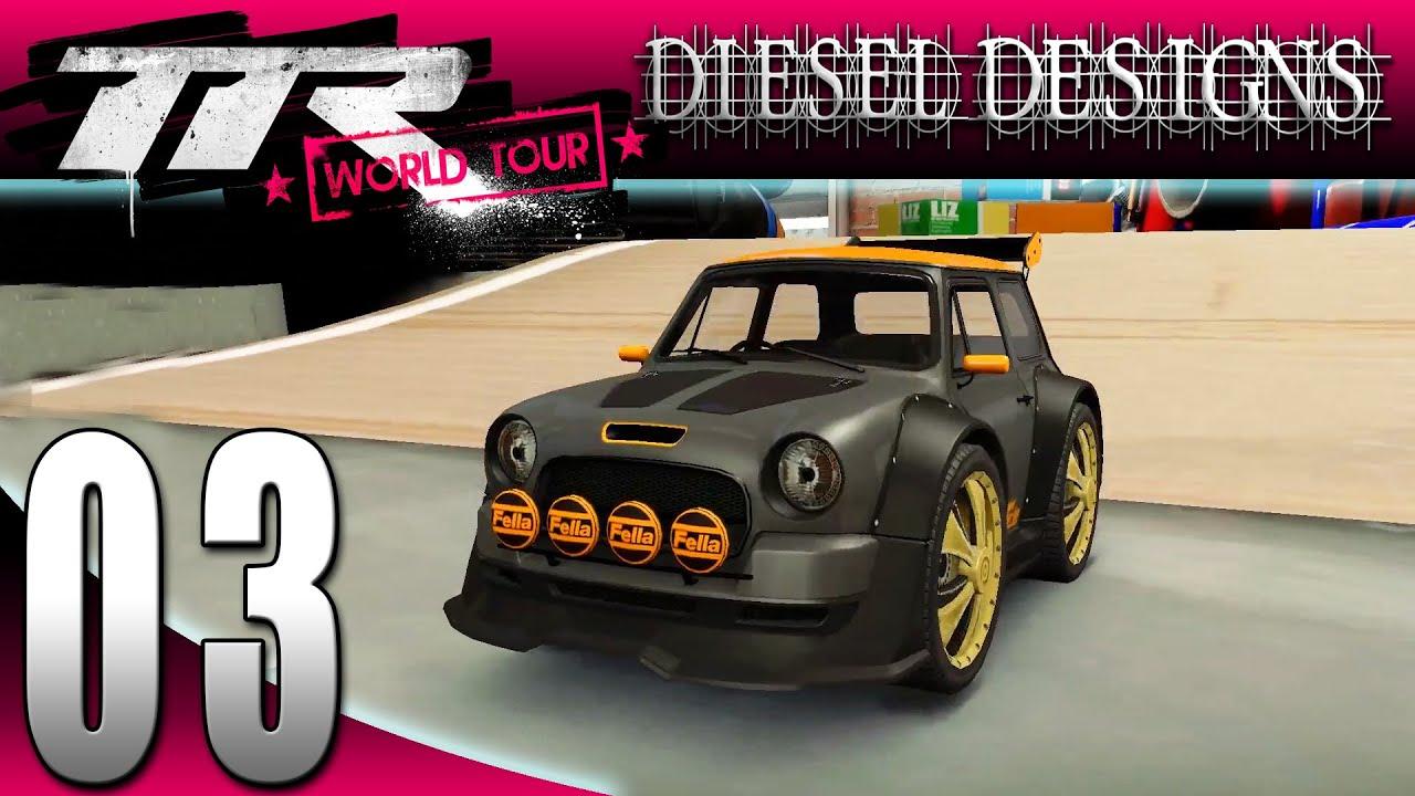 Table Top Racing: World Tour :EP3: Me and my Mini-Cooper! (HD Racing ...