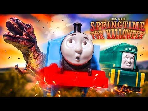 Springtime for Halloween | TCC Halloween Compilation | Thomas & Friends