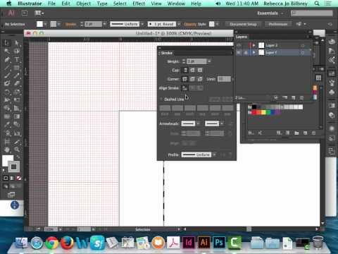 How to make an illustrator packaging template Mp3