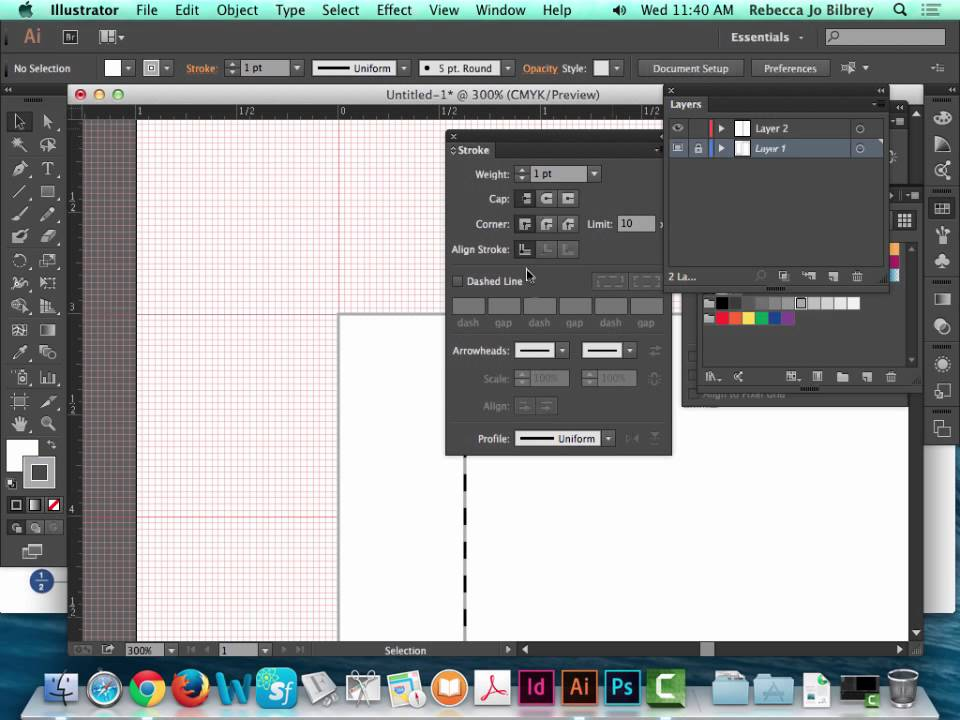 How to make an illustrator packaging template