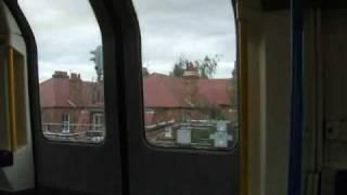 London Underground Piccadilly Line 1973 Tube Stock 05/09/2009