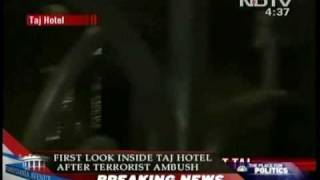 Terror Attacks in Mumbai, India. Breaking News 11-26-2008