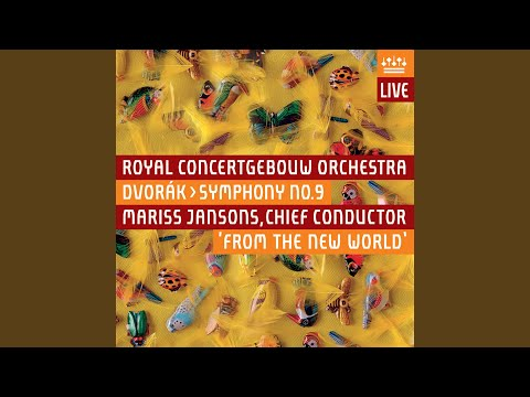 "Symphony No. 9 in E Minor, ""From the New World"", Op. 95, B. 178: IV. Allegro con fuoco (Live)"