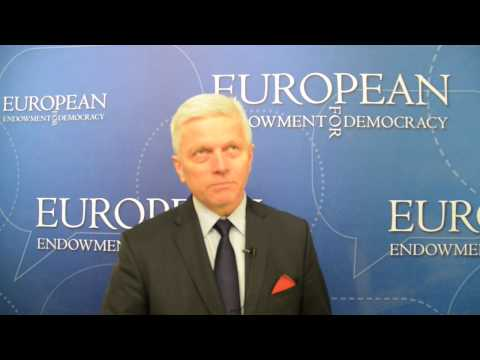 Board of Governors Member Andrzej Grzyb on EED