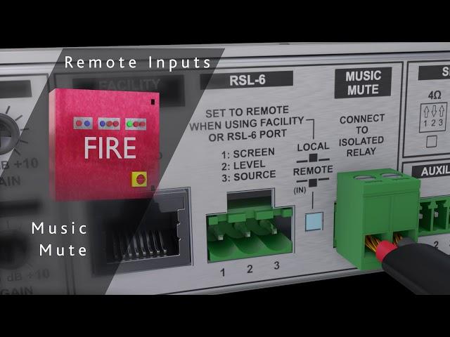 NEW Mixer Amplifier - MPA120MK2 & MPA240MK2