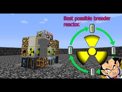 Breeder Reactor Build Tutorial