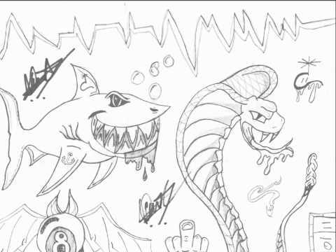 caricaturas dibujos y graffitis chidos by cristobal gomez chavez