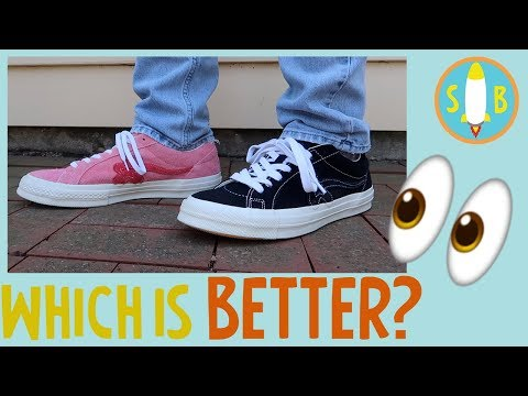 NEW VS OLD GOLF le FLEURS* WHICH IS BETTER?!🤔
