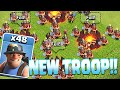 Clash Of Clans NEW MINER TROOP Clash...