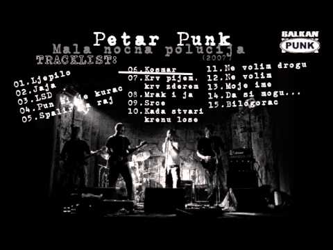 Petar Punk - Mala Noćna Polucija