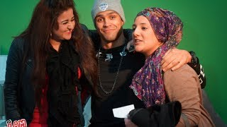 Ashley Banjo meets fans in Bullring Birmingham