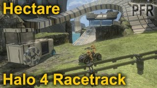 Halo 4 Racetrack- Hectare By: Anopisthograph