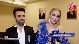 Petek Dinçöz ile Azerbaycan Gence'de Özel Röportaj