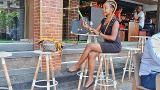 CHARLIE'S BISTRO!/NAIROBI RESTAURANT REVIEW/Miss Trudy.