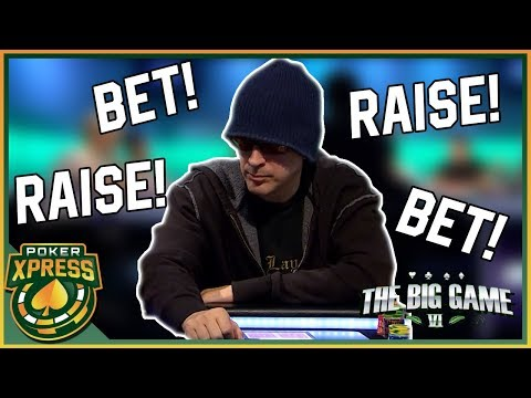 Phil Laak Owning EVERYONE At The Poker Table In A SINGLE Session! | Part 1