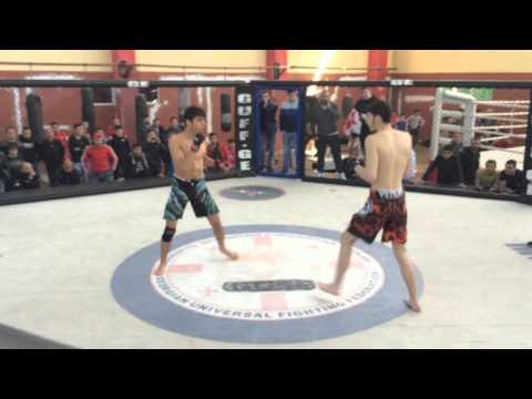 Togrul Tagizade ( Azerbaijan ) vs ( Georgia ) OPEN GEORGIA MMA