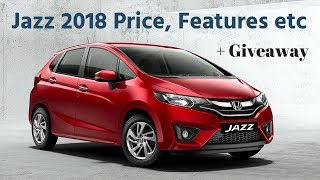 Honda Jazz 2018 Price and Updates + $100 Giveaway