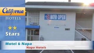 Motel 6 Napa, Napa Hotels - California