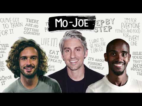Diary entry 1: Training with Sir Mo Farah | Mo-Joe: An 18-Week Marathon Training Diary