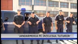 """""""Jandarmeria pe înțelesul tuturor"""