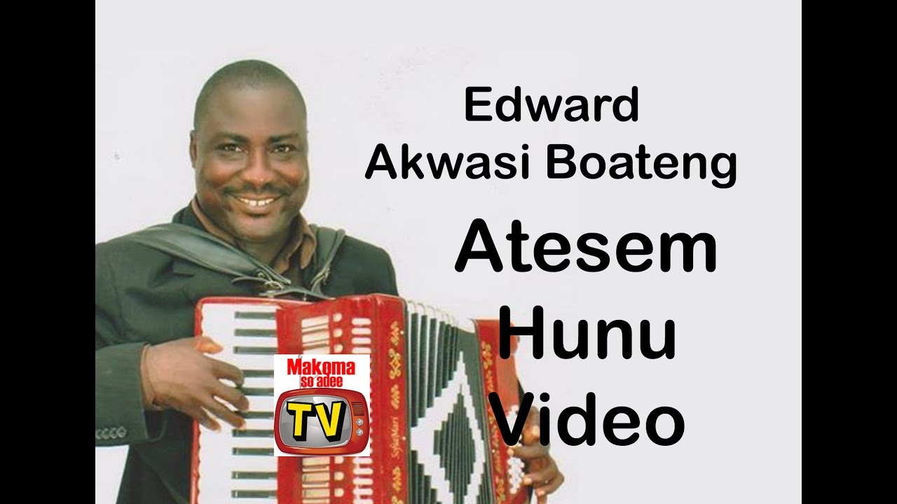 Download EDWARD AKWASI BOATENG MAKOMA SO ADEE OFFICIAL VIDEO (ATESEM)BY JAHBLESS