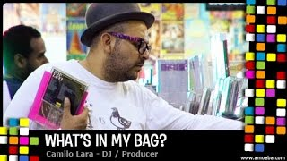 Mexican Institute of Sound - What's In My Bag?
