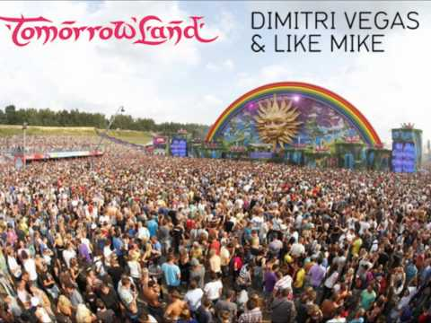 Dimitri Vegas & Like Mike - Tomorrow Changed today (Original Mix) Official Tomorrowland 2012 Anthem