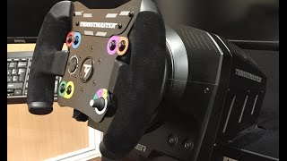 Thrustmaster TS-PC racer: Unboxing + Primeras impresiones